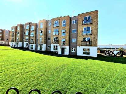 1 Bedroom Flat for sale in Milliners Place, Bongrace Walk, Luton