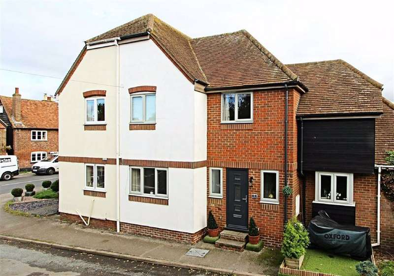 4 Bedrooms Semi Detached House for sale in Long Marston, Tring