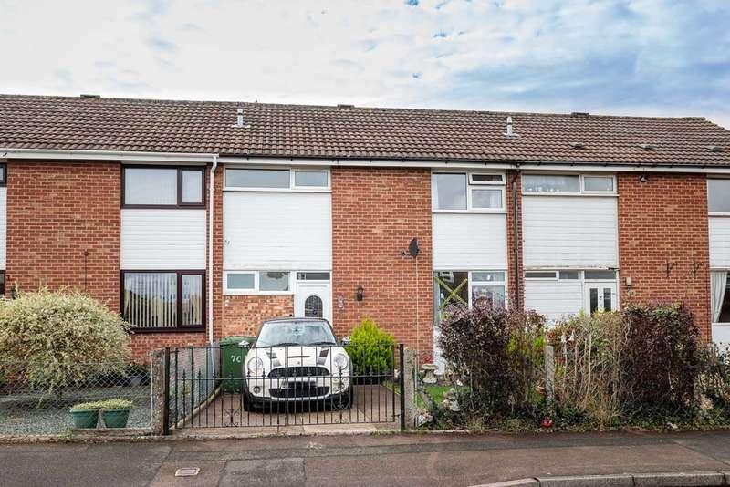 3 Bedrooms Terraced House for sale in Highbury Road, Bream