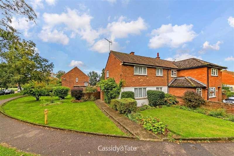3 Bedrooms Property for sale in Furse Avenue, St. Albans, Hertfordshire - AL4 9NF