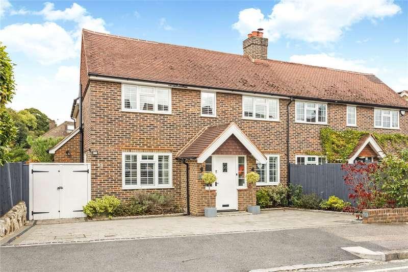 4 Bedrooms Semi Detached House for sale in Sandhills Road, Reigate, Surrey, RH2