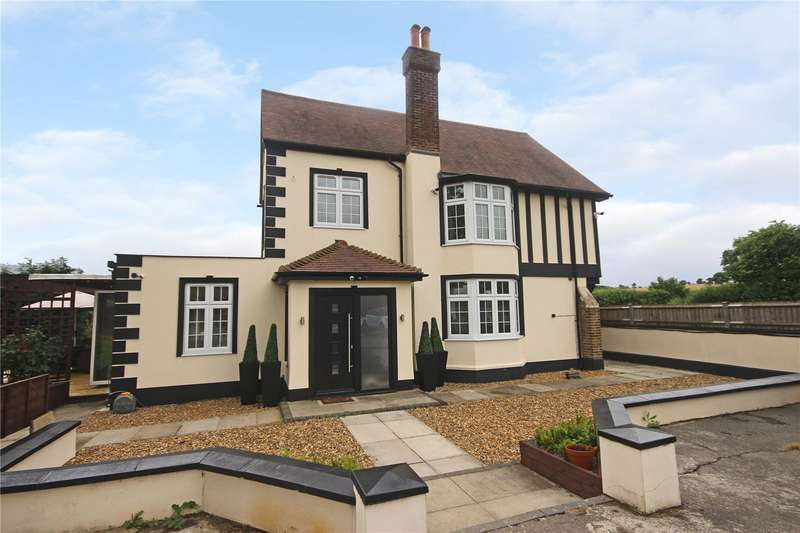5 Bedrooms Detached House for sale in Redbourn Road, St. Albans, Hertfordshire, AL3