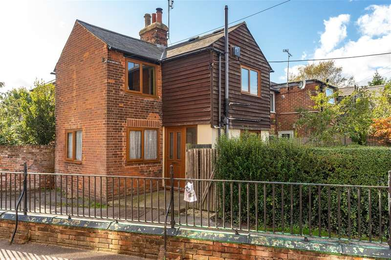 2 Bedrooms End Of Terrace House for sale in School Lane, Boughton-under-Blean