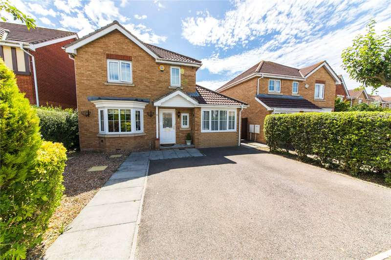 4 Bedrooms Detached House for sale in Allens Mead, Gravesend, Kent, DA12