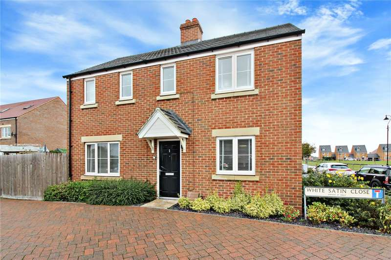 3 Bedrooms Detached House for sale in White Satin Close, Iwade, Sittingbourne, ME9