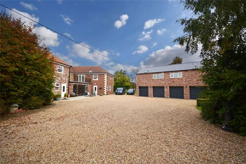5 Bedrooms House for sale in Eagle Moor, Lincoln, Lincolnshire, LN6