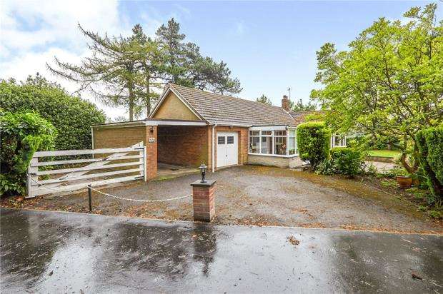 3 Bedrooms Bungalow for sale in Mapperley Plains, Nottingham, Nottinghamshire