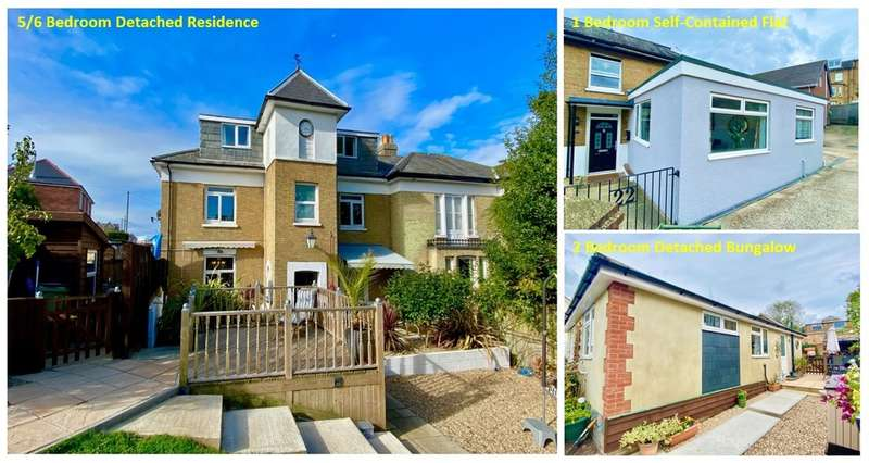 6 Bedrooms Semi Detached House for sale in Upper Highland Road, Ryde