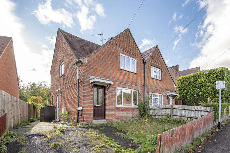 2 Bedrooms Semi Detached House for sale in Drayton Street, Winchester