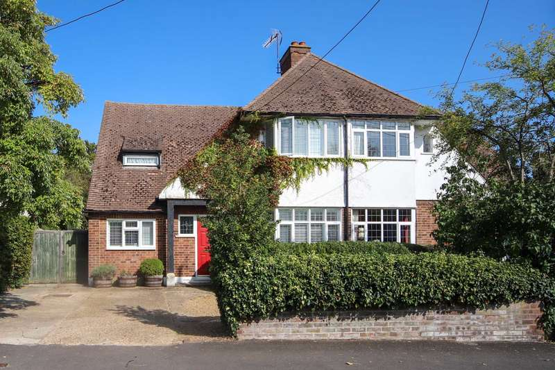 3 Bedrooms Semi Detached House for sale in Tring