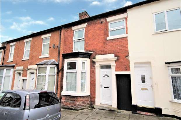 2 Bedrooms Terraced House for sale in Shuttleworth Road, Preston, PR1