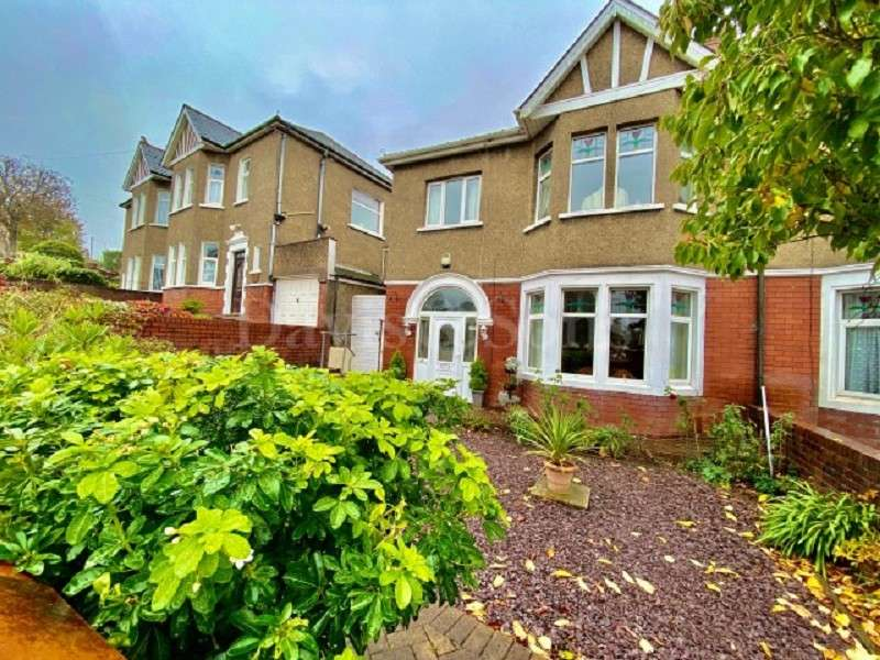 3 Bedrooms Semi Detached House for sale in St. Julians Road, Newport, Gwent. NP19 7GN