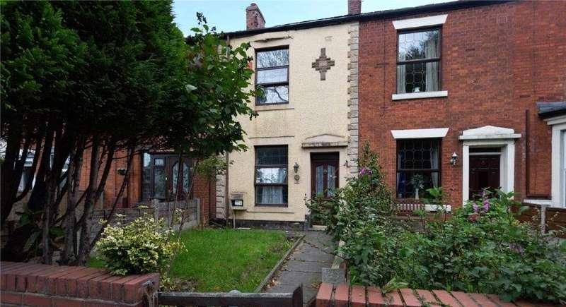 2 Bedrooms Terraced House for sale in Manchester Road, Heywood, Greater Manchester, OL10
