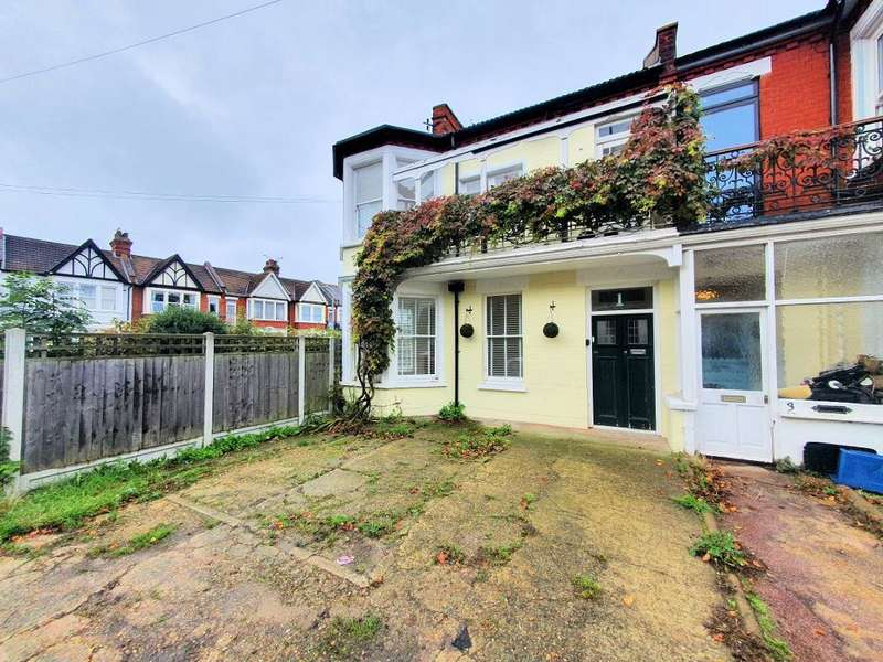 4 Bedrooms End Of Terrace House for sale in Kensington Road, Southend on Sea, Essex, SS1 2SX
