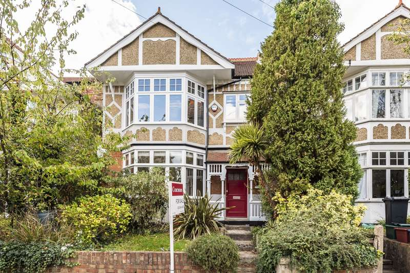 4 Bedrooms Semi Detached House for sale in College Road, Isleworth, TW7