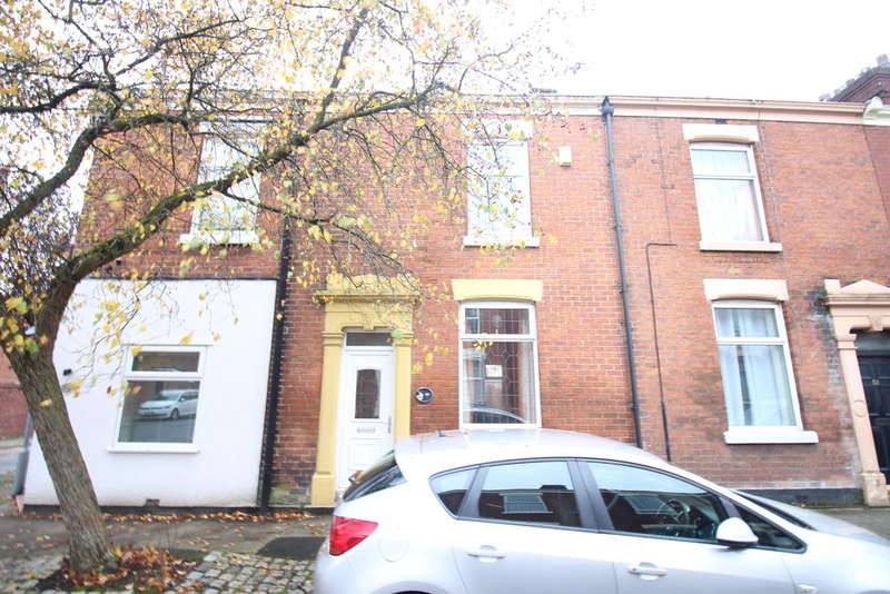2 Bedrooms Terraced House for sale in St. Stephens Road, Preston