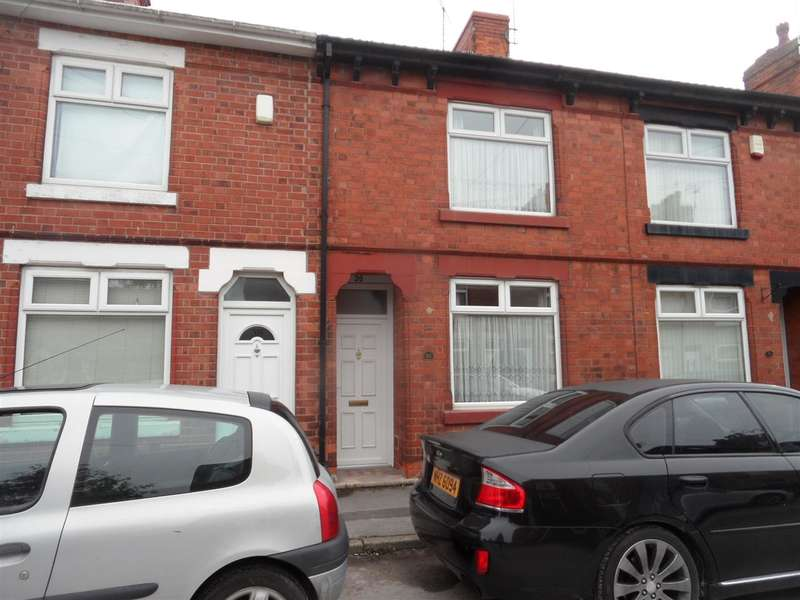 2 Bedrooms Terraced House for rent in George Street, Huthwaite