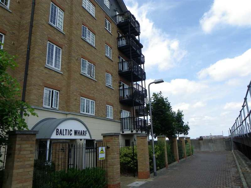 2 Bedrooms Apartment Flat for rent in Baltic Wharf, Gravesend