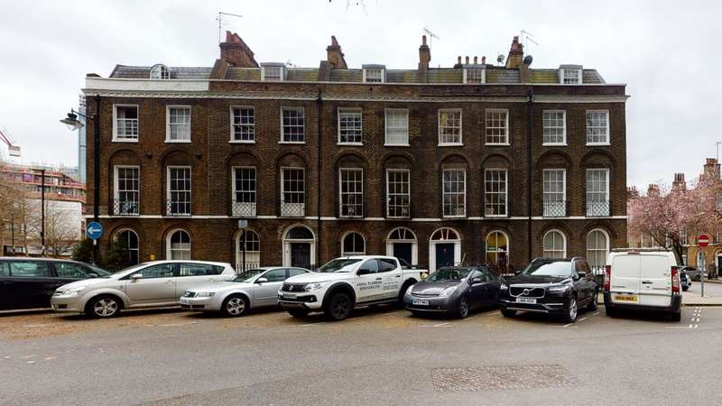 5 Bedrooms House for sale in Northampton Square, EC1V