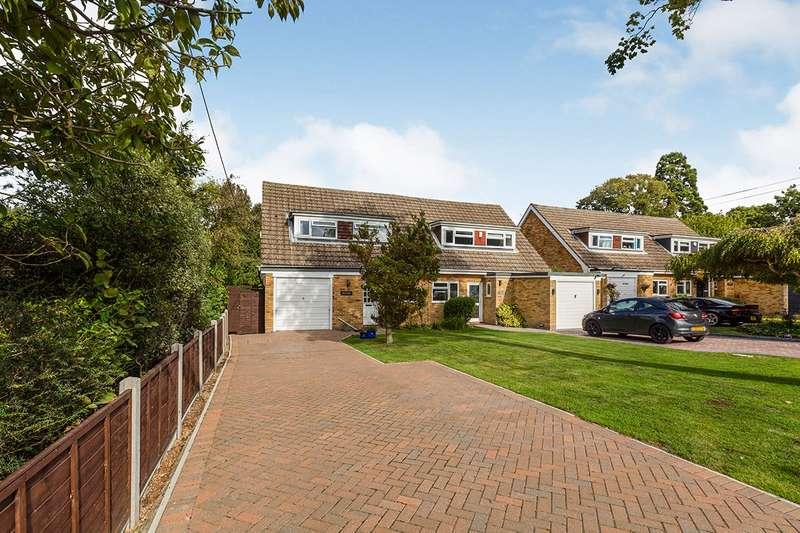 4 Bedrooms Semi Detached House for sale in Southfleet Avenue, New Barn, Kent, DA3