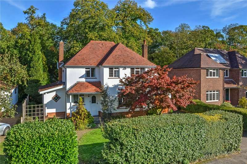 4 Bedrooms Detached House for sale in Randall Road, Hiltingbury, Chandlers Ford, SO53
