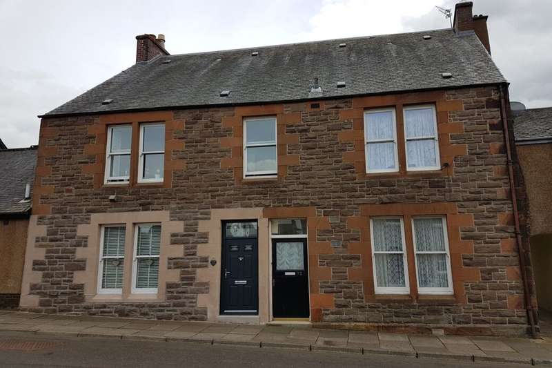 1 Bedroom Flat for sale in Castlegate, Lanark, ML11