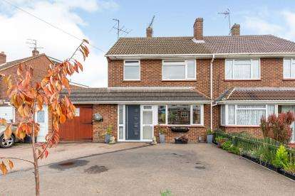 3 Bedrooms Semi Detached House for sale in Wilbury Way, Hitchin, Herts, England