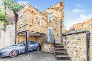1 Bedroom Detached House for sale in Gundulph Mews, Gundulph Road, Rochester, Kent