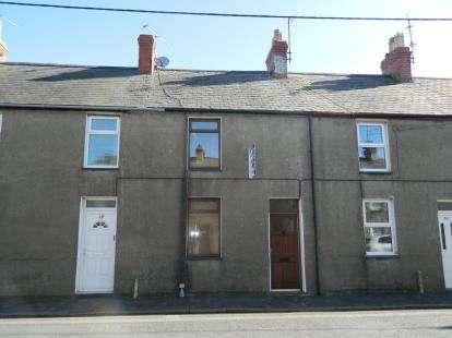 2 Bedrooms Terraced House for sale in Penrhydlyniog, Pwllheli, Gwynedd, LL53