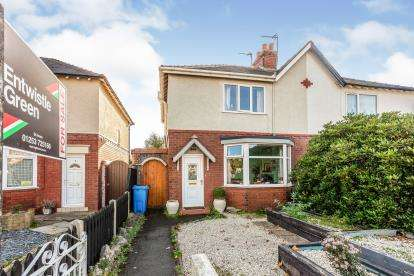 2 Bedrooms Semi Detached House for sale in Ripon Road, Lytham St Anne's, Lancashire, England, FY8