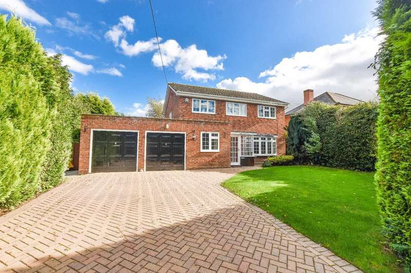 4 Bedrooms Detached House for sale in High Easter Road, Barnston, Dunmow