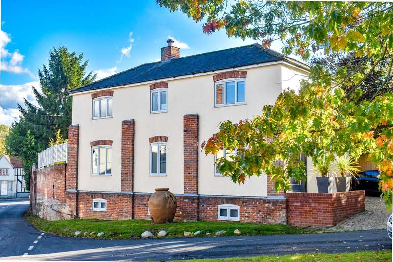 4 Bedrooms Detached House for sale in Crown Street, Great Bardfield, Braintree