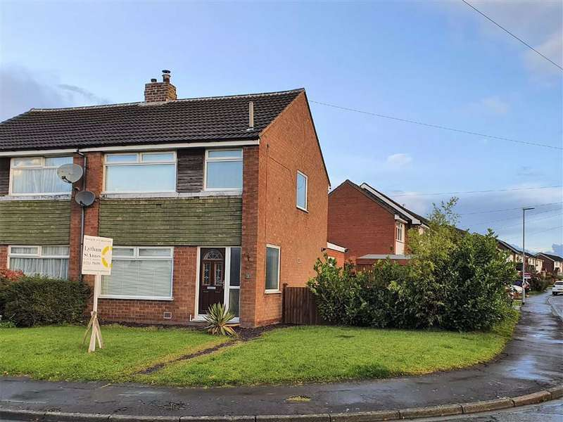 3 Bedrooms Semi Detached House for sale in Beech Drive, Newton