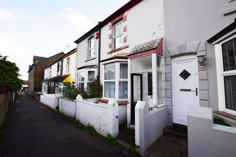 2 Bedrooms Terraced House for sale in Paget Row, Gillingham