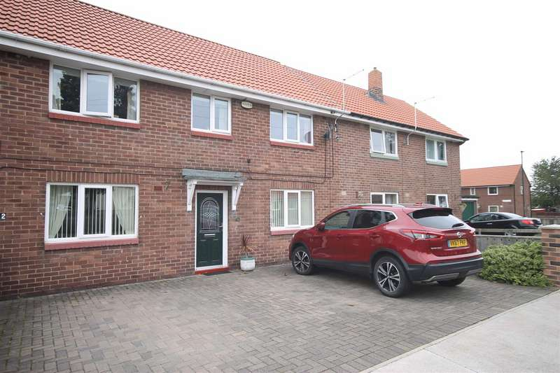 3 Bedrooms Terraced House for sale in Cheviot View, Brunswick Village, Newcastle Upon Tyne