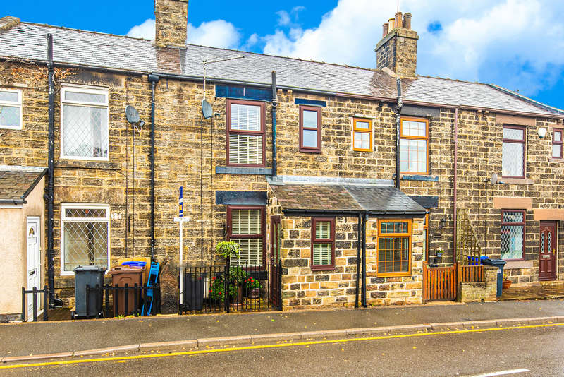 2 Bedrooms Terraced House for sale in Stannington Road, Stannington