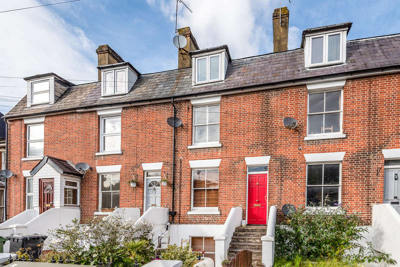 2 Bedrooms Flat for sale in Stockbridge Road, Winchester