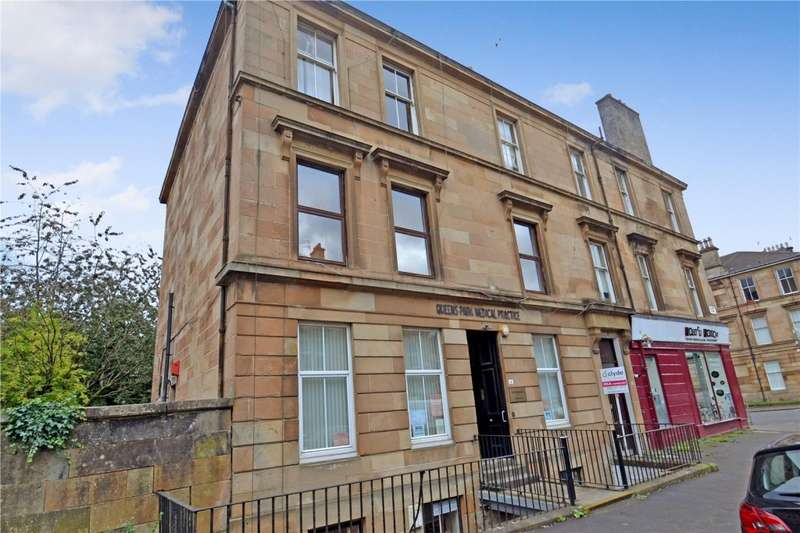 2 Bedrooms Flat for sale in Queens Drive, Strathbungo, G42