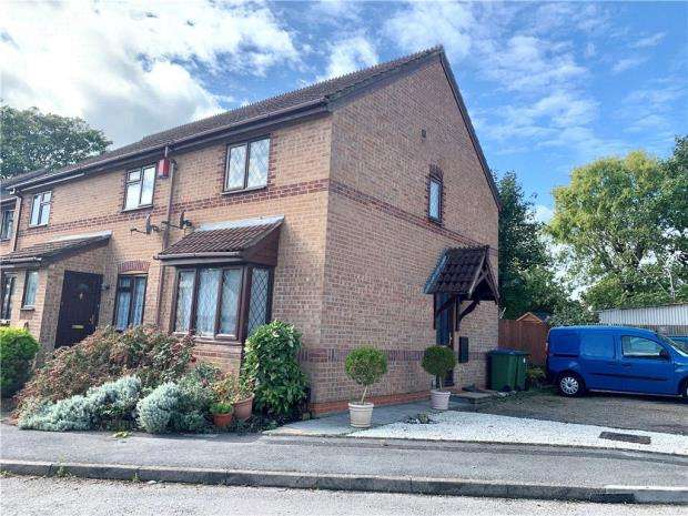 2 Bedrooms End Of Terrace House for sale in St. Augustine Gardens, Southampton, Hampshire
