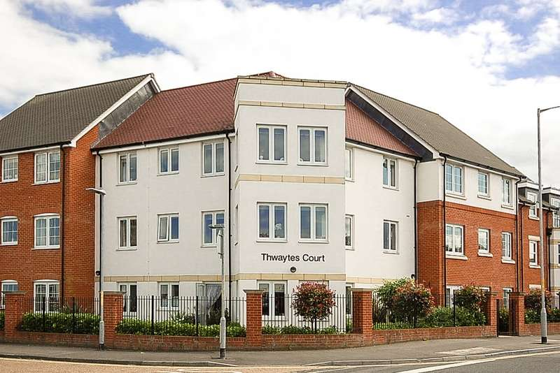 2 Bedrooms Retirement Property for sale in Thwaytes Court, Herne Bay