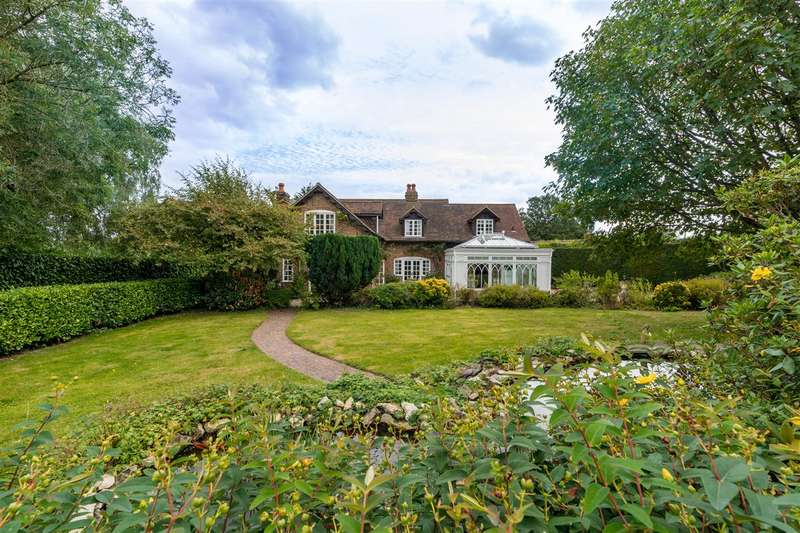 4 Bedrooms Detached House for sale in Littlecroft, Stone Street, Stanford