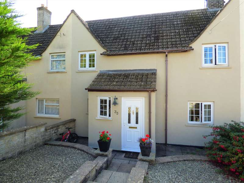 2 Bedrooms Terraced House for sale in Mays Crescent , Northleach
