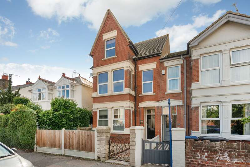 4 Bedrooms Apartment Flat for sale in Northwood Road, Whitstable, CT5