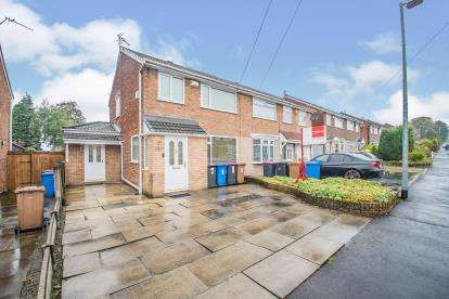 3 Bedrooms Semi Detached House for sale in Windmill Road, Worsley, Manchester, Greater Manchester