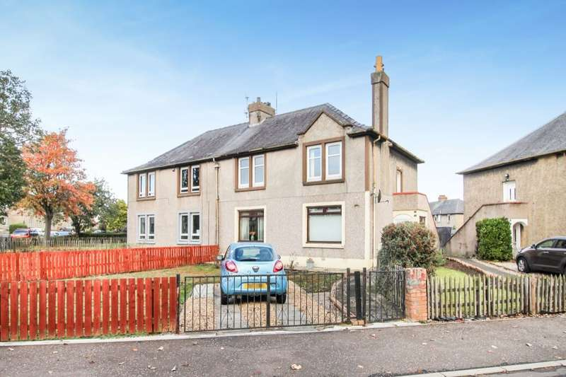 2 Bedrooms Flat for sale in Memorial Road, Methil, Leven, KY8