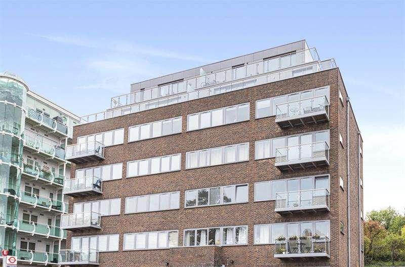 2 Bedrooms Apartment Flat for sale in Station Road, New Barnet, EN5