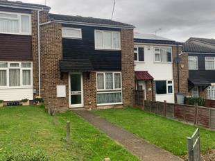 2 Bedrooms Terraced House for sale in Ifield Way, Gravesend, Kent, England