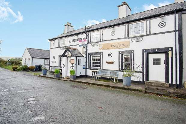 1 Bedroom Semi Detached House for sale in Gwytherin, Abergele, Denbighshire, LL22 8UU