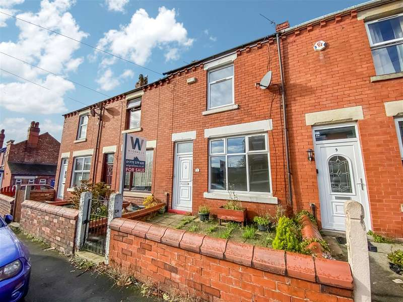 2 Bedrooms Terraced House for sale in Hastings Road, Leyland