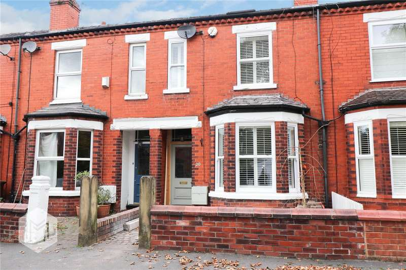 3 Bedrooms Terraced House for sale in Mabel Avenue, Worsley, Manchester, M28